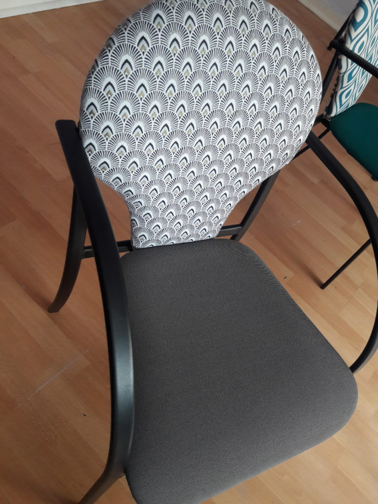 fauteuil paon